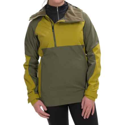 Burton [ak] 2L Elevation Anorak Gore-Tex® Snowboard Jacket - Waterproof (For Women) in Keef/Lychee - Closeouts